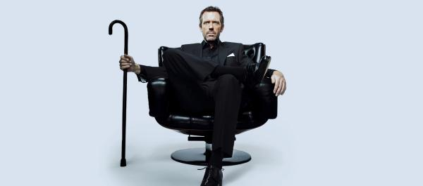 El inimitable Gregory House nos abandona